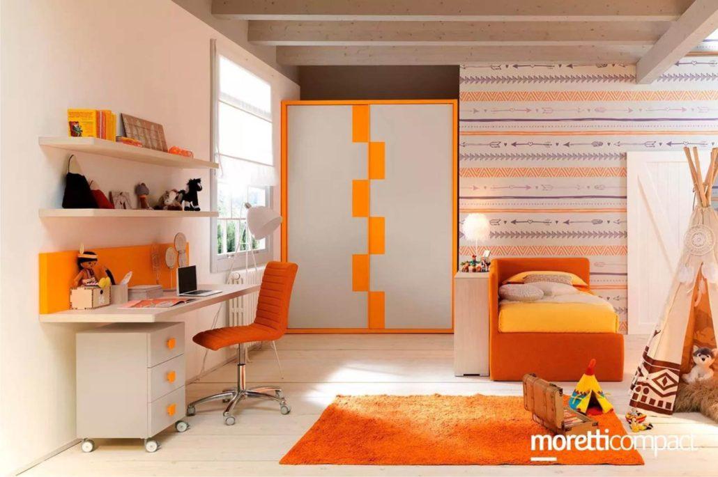 arredo arancione