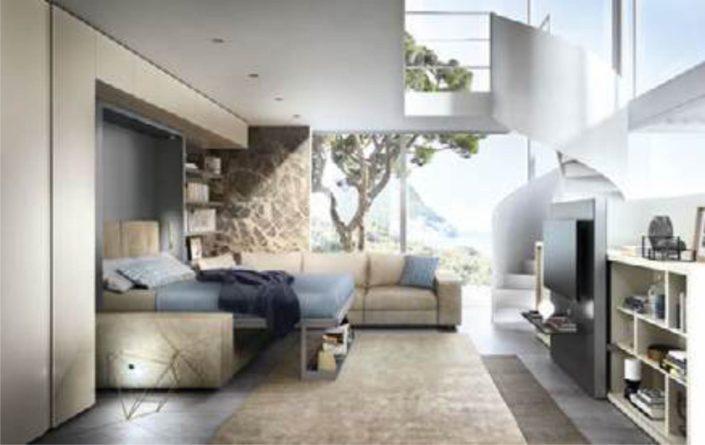ampio divano