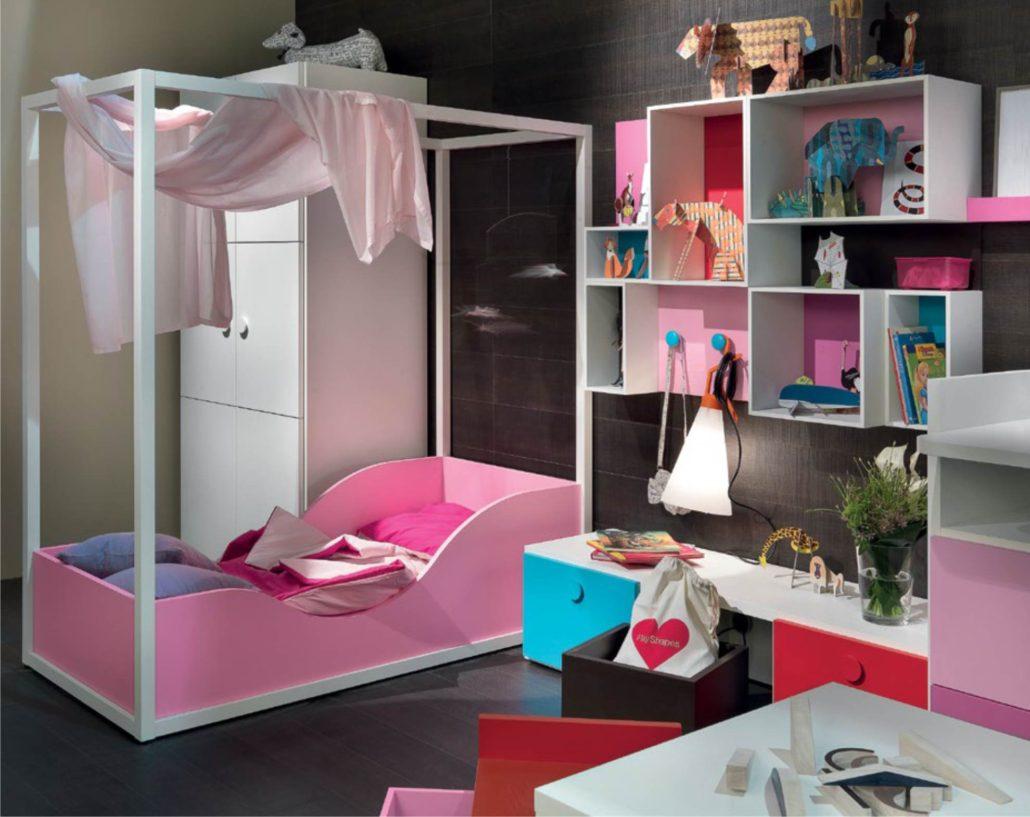 Stanzette per bambine ispiratore camerette da sogno per piccole