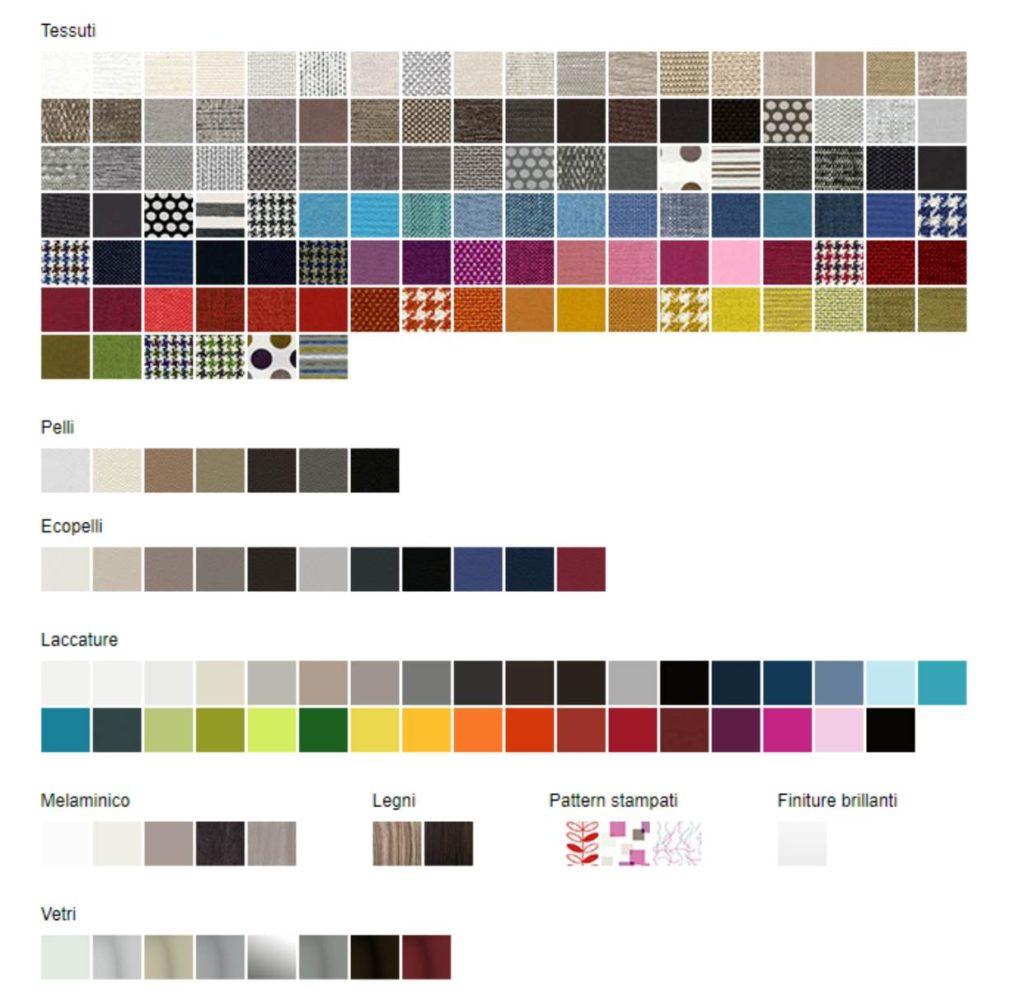 colori camerette clei