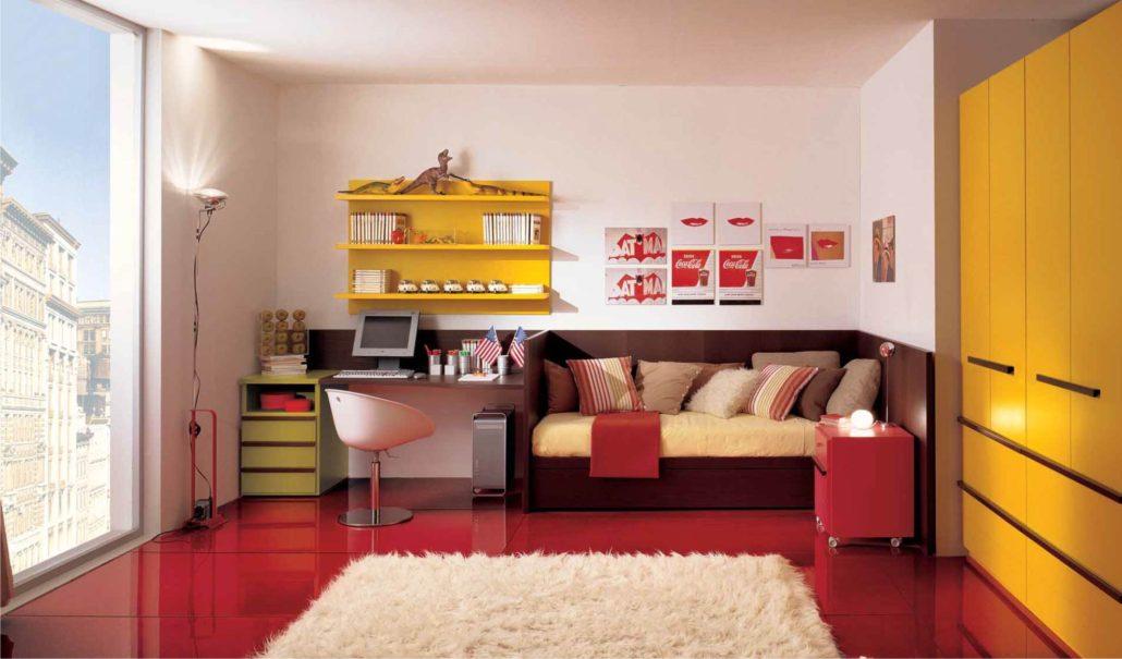 Camerette dearkids design per bambini - Mobili per bambini design ...