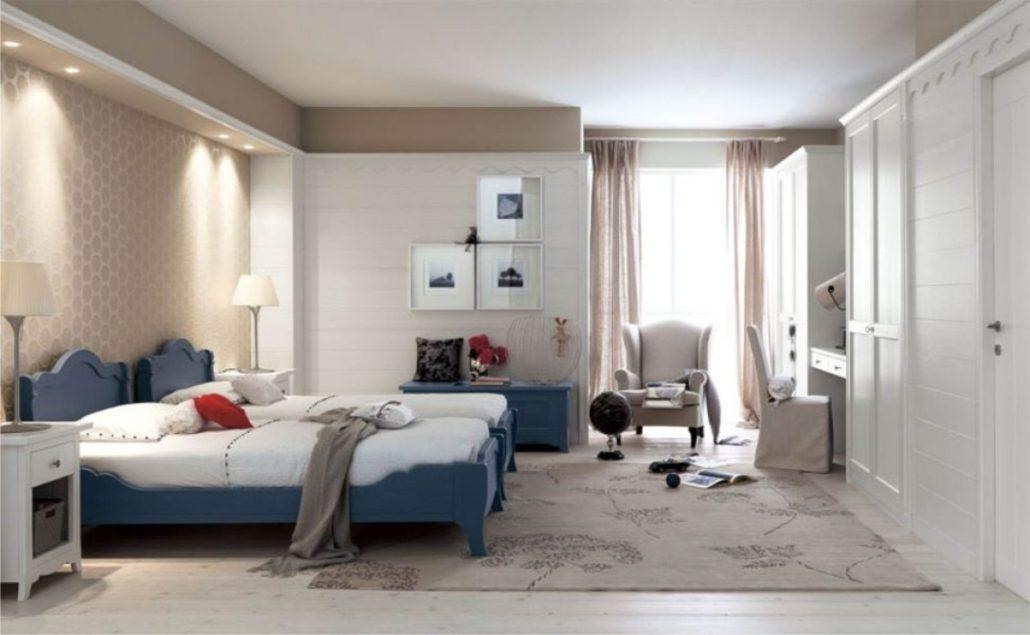 Camerette doppie per ragazzi - Camera da letto doppia ...