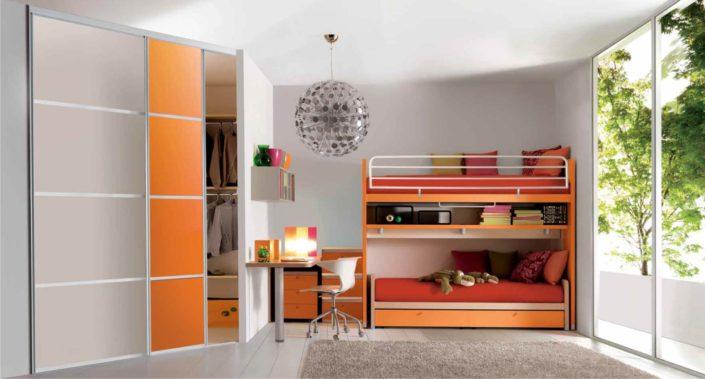 castello geniale arancione