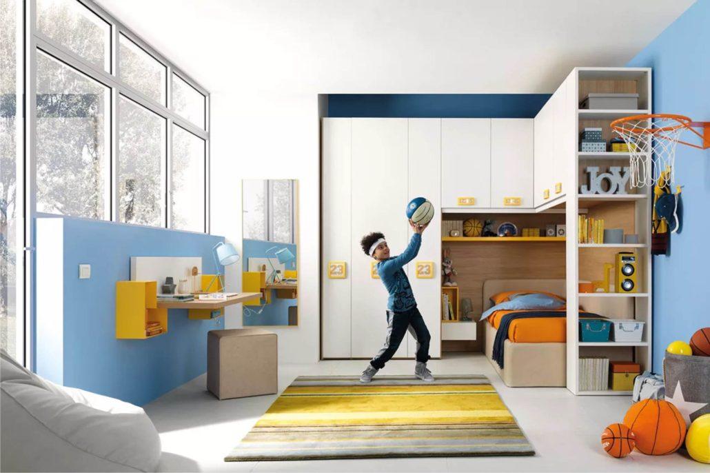 Camere Per Ragazzi Moretti : Camerette bambini moretti. camerette kids. camerette per bambini