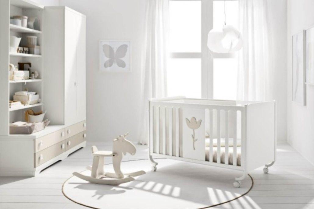 Camerette per neonati e arredo per bambini for Decori per camerette neonati