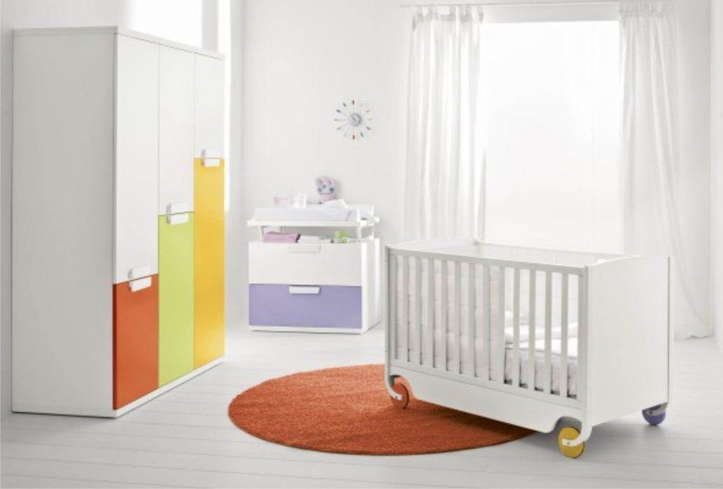 Colori Per Cameretta Neonato : Camera da bambini pi di idee per camere da bambini camera da