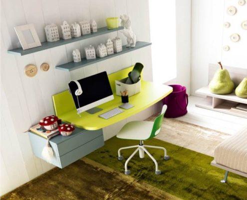 scrivania per ragazzi