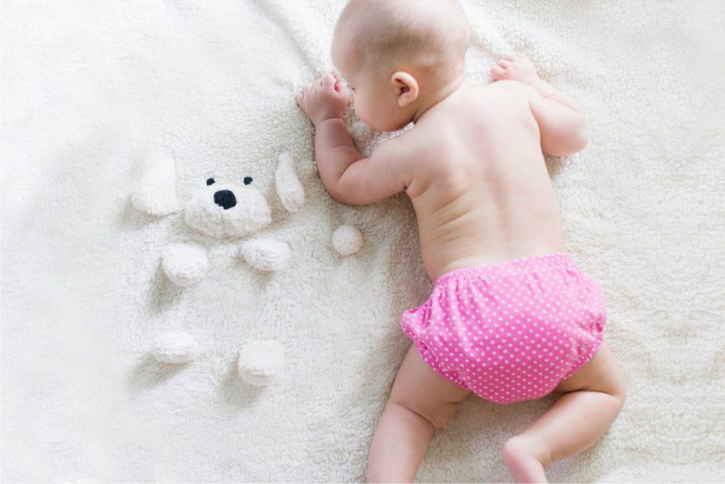 bimba neonata